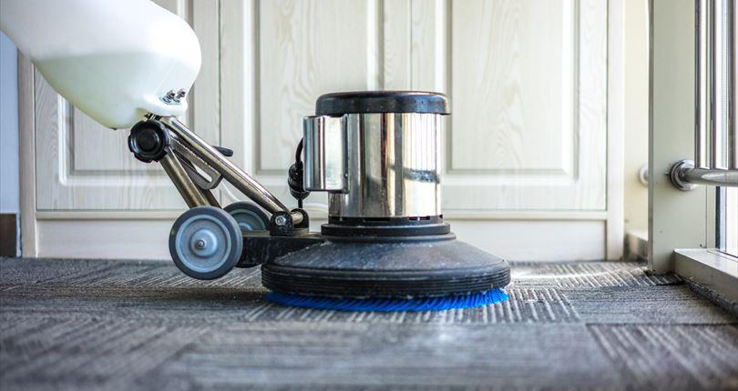 商業施設やオフィスビルなど高層建築物の清掃メニューについて